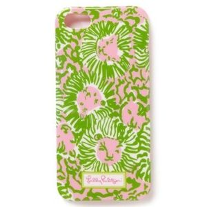 🎀 LILLY PULITZER iPhone 5/5S Cover Case
